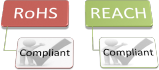 RoHS Compliant - REACH Compliant